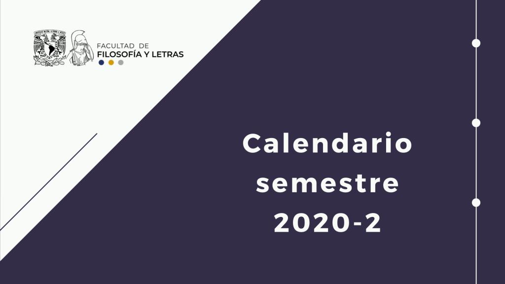 Calendario 2020 2
