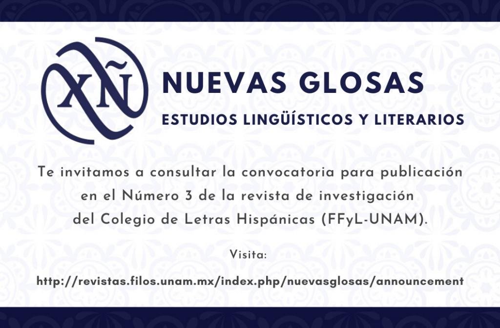 Revista Nuevas Glosas 3 copia